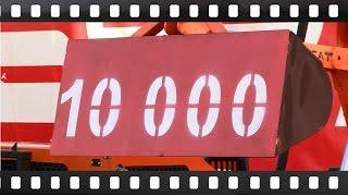 Эфир сюжета 10000 агрегат канал Россия  11 02 2016