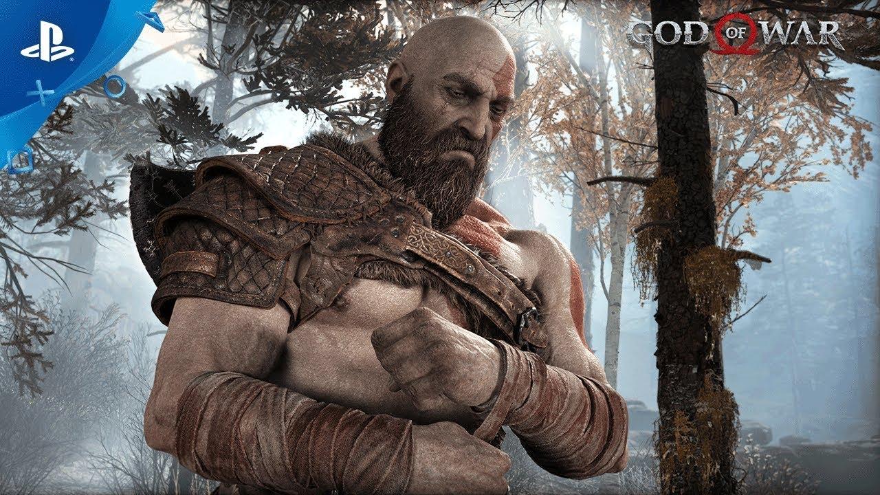 "God of War | ""O Deus da PS4"", já disponível! | PS4"