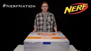 NERF NATION SUMMER CARE PACKAGE   NOT WHAT I WAS EXPECTING