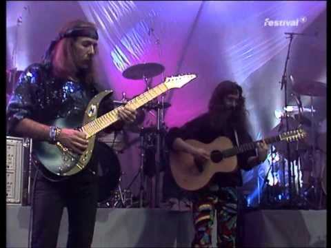 THE JIMI HENDRIX CONCERT -  COLOGNE, E-WERK - 25.APRIL 1991 - A TRIBUTE -