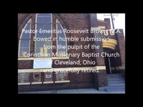 Pastor Roosevelt Brown