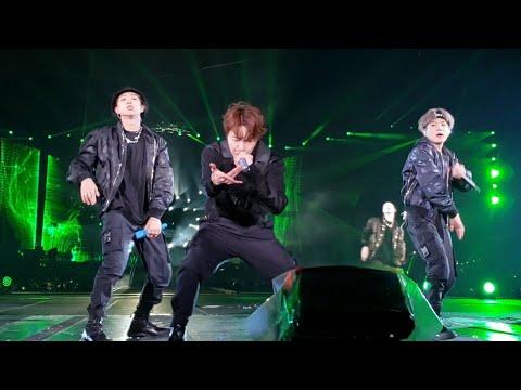 190511 Outro: Tear @ BTS 방탄소년단 Speak Yourself Tour In Soldier Field Chicago Concert Fancam