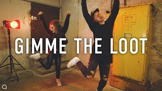 Big Baby Tape - Gimme The Loot oleganikeev choreography Я ВЗЯЛ ТВОЮ БУ