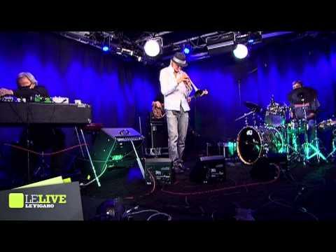 Erik Truffaz Quartet - Je t'aime... moi non plus - Le Live