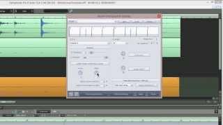Samplitude Pro X : Create Midi Groove Template