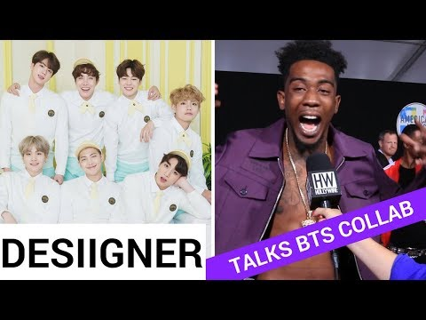 Download Youtube: Desiigner Talks BTS And Steve Aoki Collaboration