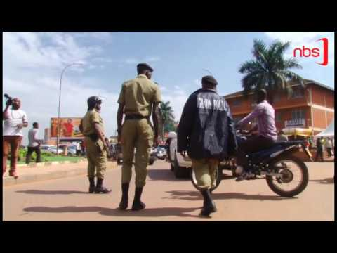 Besigye Beats Police Surveillance Again