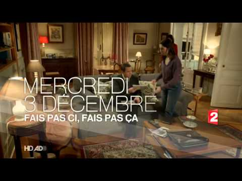 fais pas ci fais pas ca 3 d cembre 2014 saison 7 teaser 2 youtube. Black Bedroom Furniture Sets. Home Design Ideas