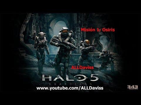 Halo 5  en español HD 1080 Gameplay Mision 1 Osiris.