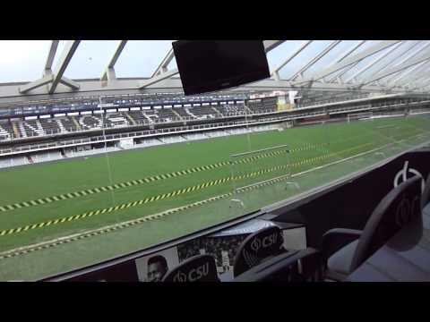 Santos FC stadium brasil