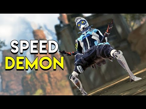 Octane Is A Speed Demon!