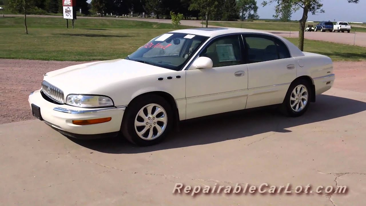 2003 buick park avenue ultra repairable vehicle from autoplex inc hd youtube [ 1920 x 1080 Pixel ]