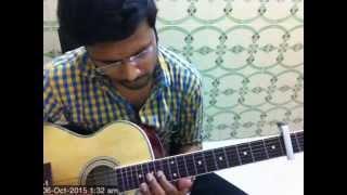 Bandeya - Jazbaa | Jubin Nautiyal | Complete guitar lesson with tabs by Himanshu Goyal.