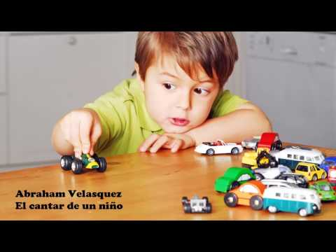 El cantar de un niño - Pista / Karaoke - Abraham Velasquez