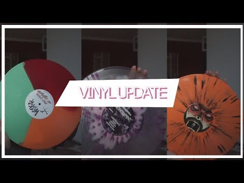 VINYL COLLECTION | UPDATE