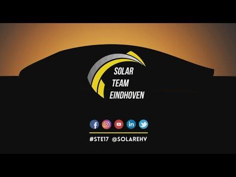 Autopresentatie Solar Team Eindhoven  2017
