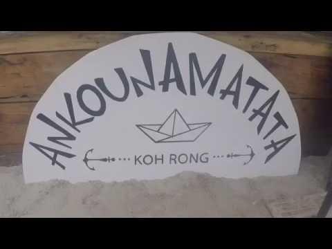 Ankounamatata 3 Islands Boat Trip-snorkelling, long beach, plankton,sunset beach, Koh Rong, Cambodia
