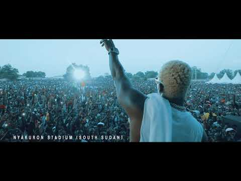 Harmonize Live Performance In Nyakuron Stadium (SOUTH SUDAN)
