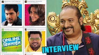 "Lesle Lewis & Hariharan Re Create Famous Song ""Kai Zala"" - Online Binline Marathi Movie"