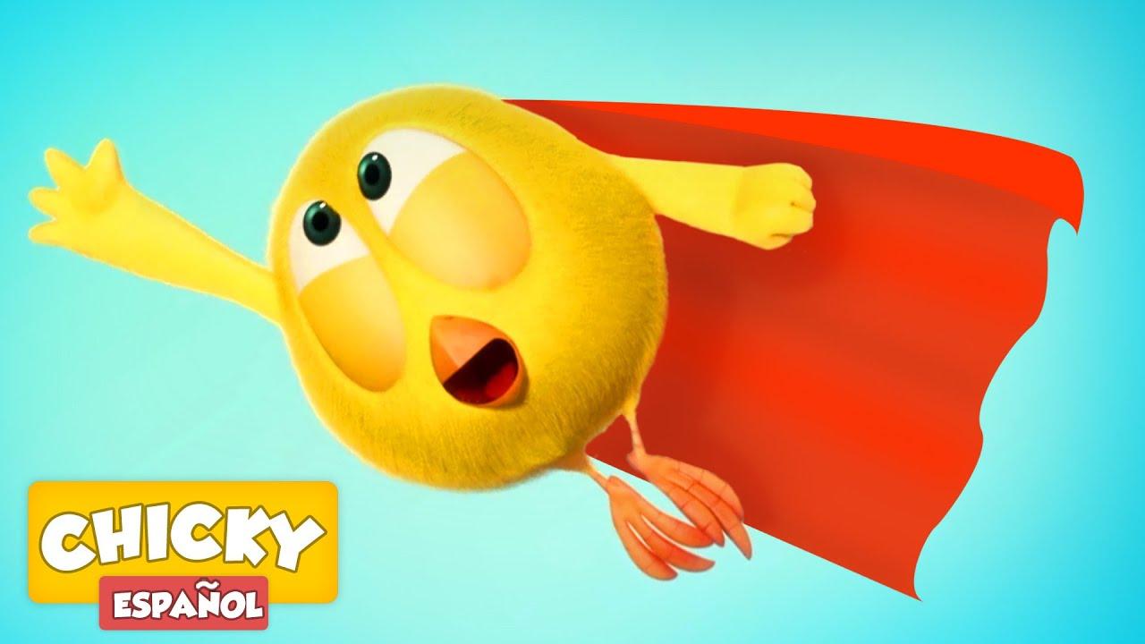 ¿Dónde está Chicky? 2021 | EL SUPERHÉROE | Dibujos Animados Para Niños