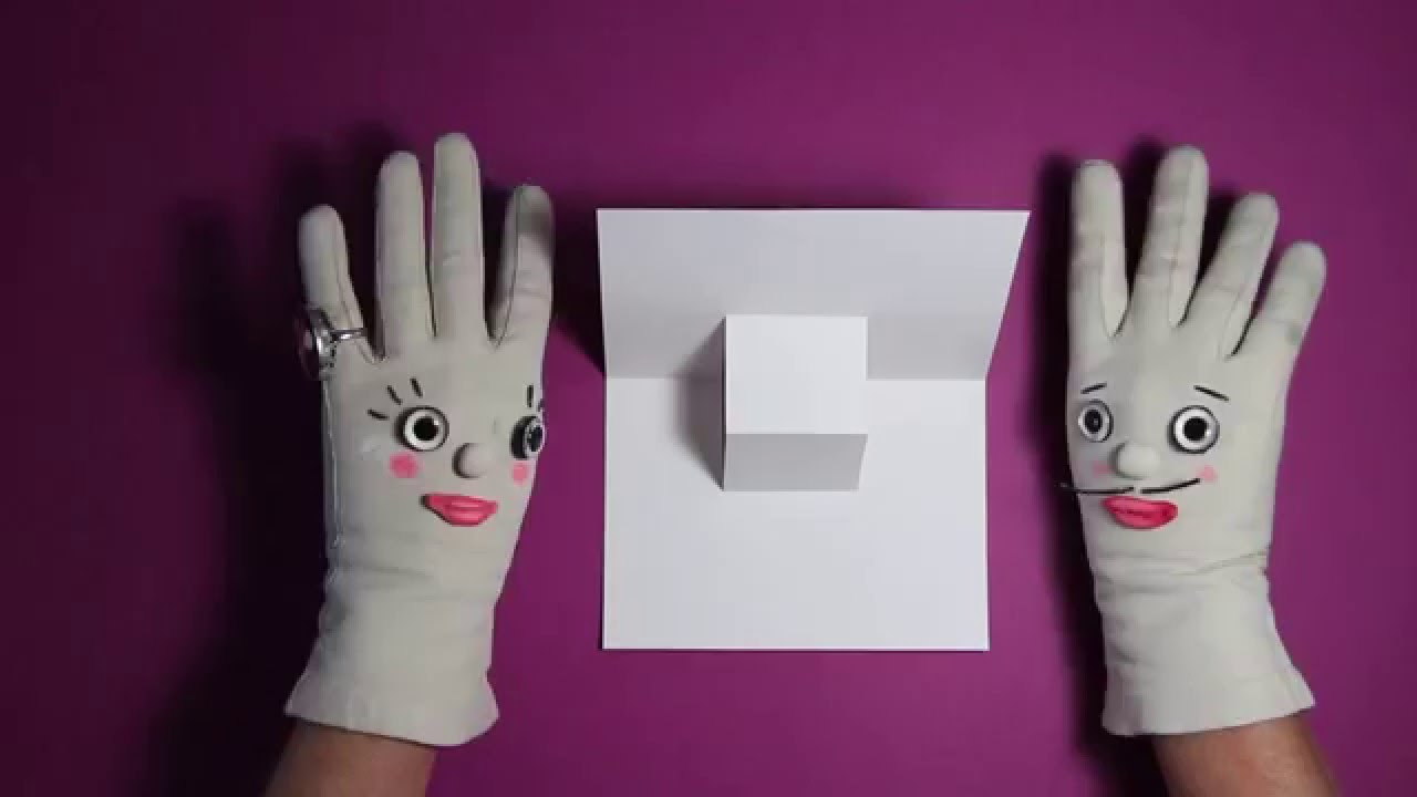 Pop Up Karte basteln Anleitung & Video   [GEOLINO]