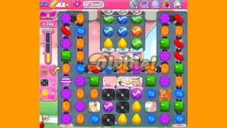 Candy Crush Saga Level 2296 ~ no boosters, whooops! 8-) 8-)