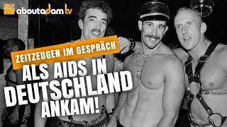 Zeitzeugen - Gespräch: Als AIDS nach Deutschland kam