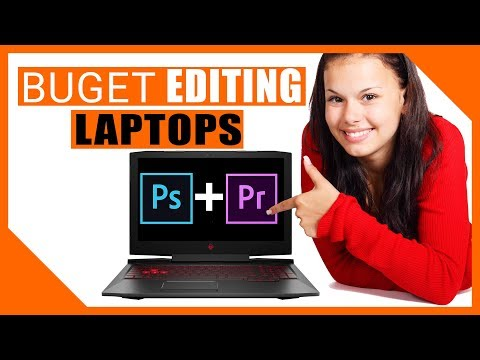 Best Budget laptop for Video Editing and Graphic Design
