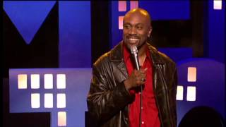 Tony Woods stand up comedy