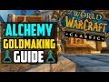 How to Make Gold with Alchemy in Classic WoW