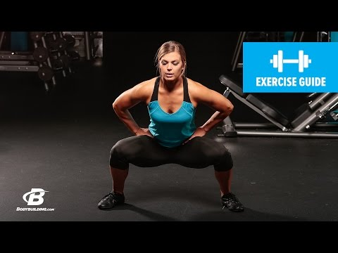 Pop Squats | Exercise Guide