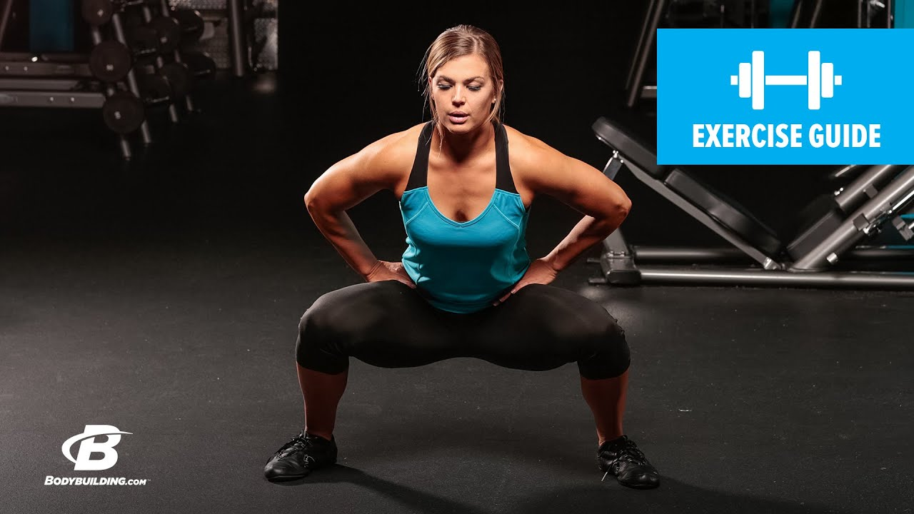 Pop Squats | Exercise Guide - YouTube
