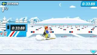PlayMan Winter Games 2 сезон 1 этап спринт