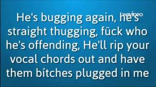 50 Cent - My Life feat- Eminem, Adam Levine (LYRICS)