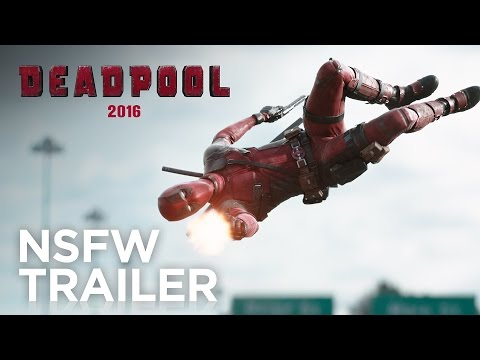 Deadpool - The Red Band Trailer