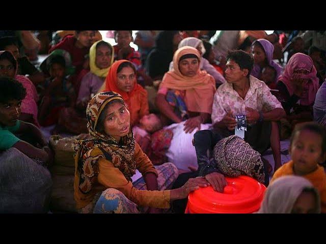 UN calls on Myanmar to halt violence against Rohingya