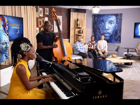 Antony Coleman & jazz star Thandi Ntuli | Afternoon Express # 210 | 1 April 2016