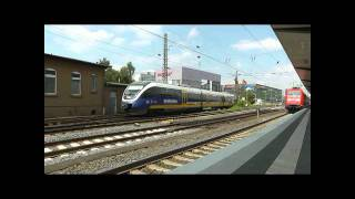 A Talent Of Nordwestbahn Of Bielefeld Hb