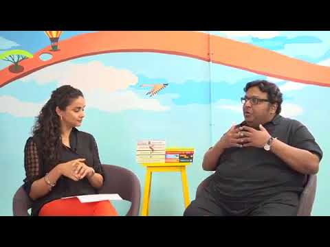 Ashwin Sanghi on FB LIVE with Gul Panag