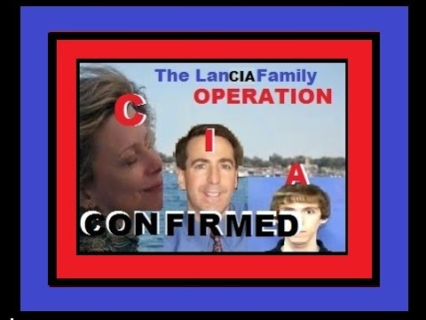 CONFIRMED!! The Lanza Family is CIA Connected #2