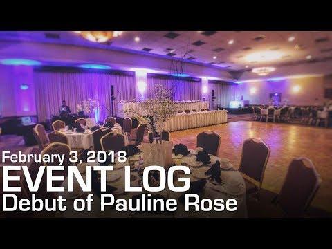 Event Log #75 - Debut Of Pauline Rose! | DJ Highlights