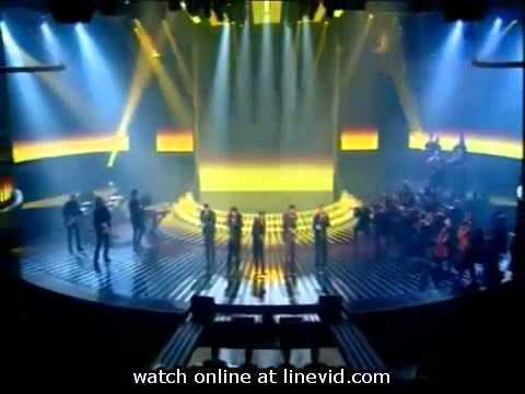 MUST SEETake That on X Factor UK Nov.14th 2010   The Flood