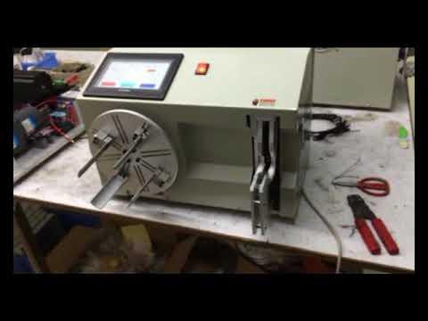 wire coiling binding machine WPM-212TC