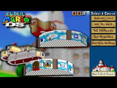 Super Mario 64 DS Interactive - Part 2 of 2