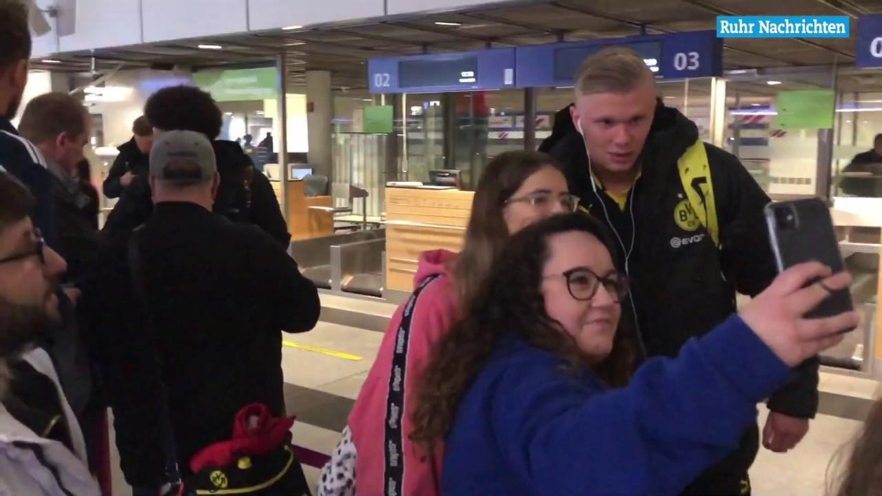 Ohne Alcacer und Zagadou - der BVB auf dem Weg nach Augsburg