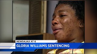 Gloria Williams Sentencing