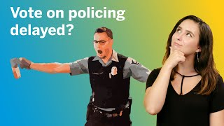 How unelected officials blocked a vote to defund the Minneapolis Police | Tomorrow Together