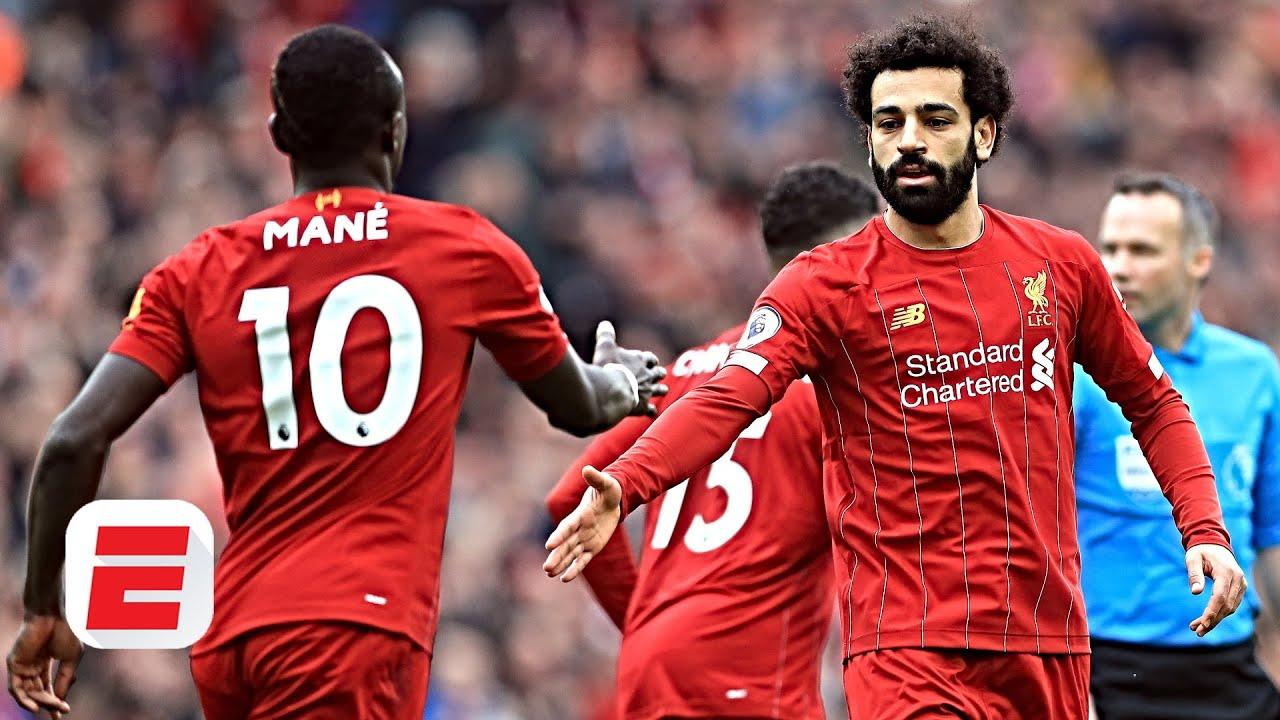Liverpool moves closer to Premier League title