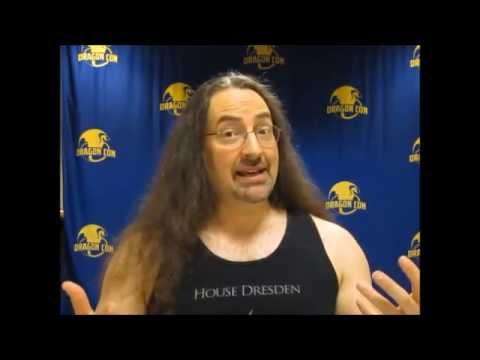 jim butcher interview for