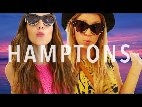 Girls Getaway Guide to The Hamptons